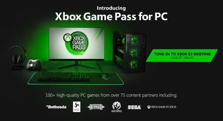 Xbox Game Pass é anunciado para PC: Gears 5 também chegará ao Steam!