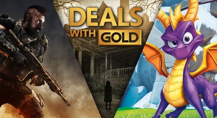 [Deals with Gold] De 6 a 13 de maio de 2019!