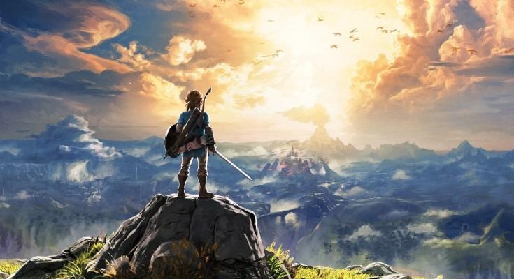 Sequência de The Legend of Zelda: BOTW esta em desenvolvimento!