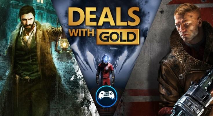 (DwG) Deals with Gold - De 22 até 29 de julho de 2019!