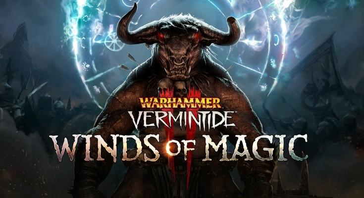 Winds of Magic chega em 13 de agosto para Warhammer: Vermintide 2!