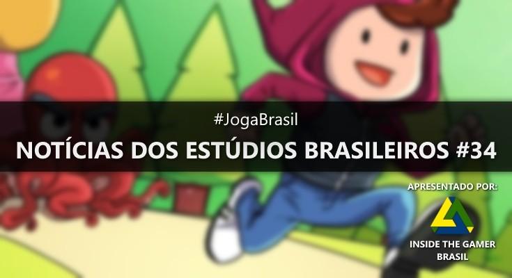 Joga Brasil: Notícias dos estúdios brasileiros #34