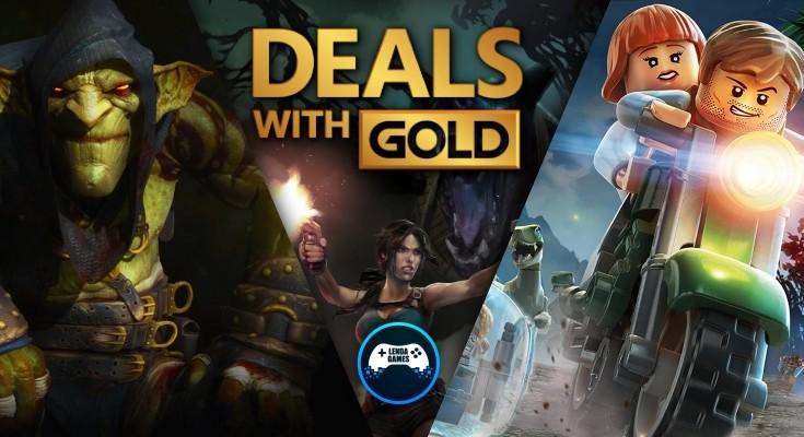 (DwG) Deals with Gold - De 13 até 19 de agosto de 2019!