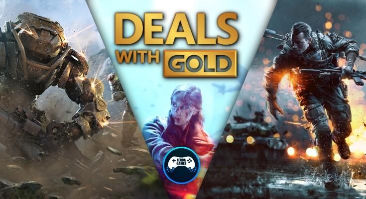 (DwG) Deals with Gold - De 20 até 26 de agosto de 2019!