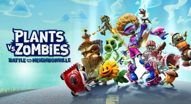 Plants vs Zombies: Battle for Neighborville é revelado para PC e consoles!