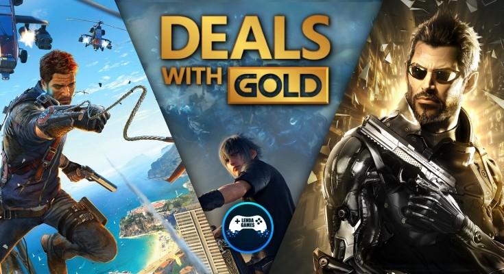 (DwG) Deals with Gold - De 17 até 23 de setembro de 2019!