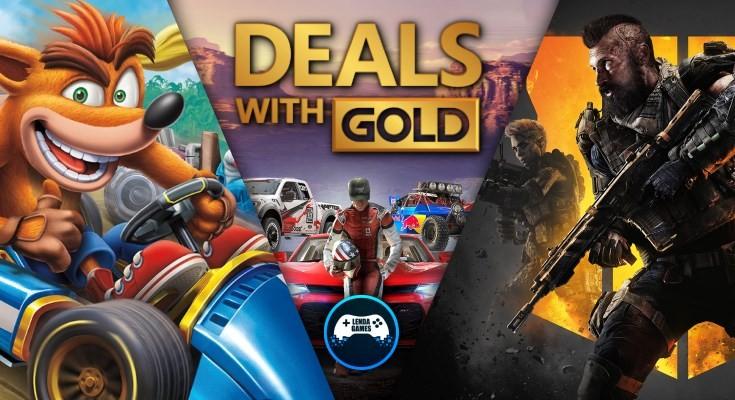 (DwG) Deals with Gold - De 24 até 30 de setembro de 2019!