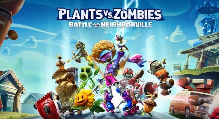 Confira o trailer de lançamento de PVZ: Batalha por Neighborville!