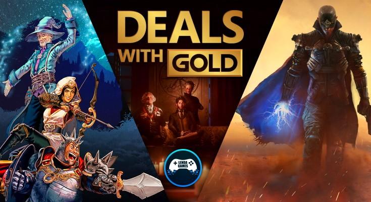 (DwG) Deals with Gold - De 19 até 25 de novembro de 2019!
