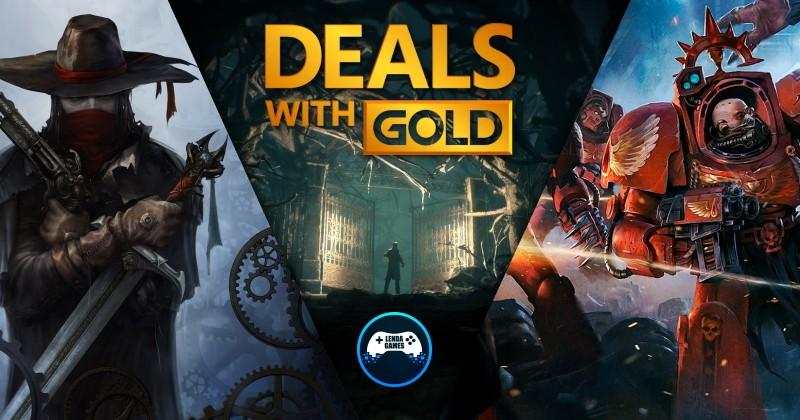 (DwG) Deals with Gold – De 30 de março até 5 de abril de 2021!