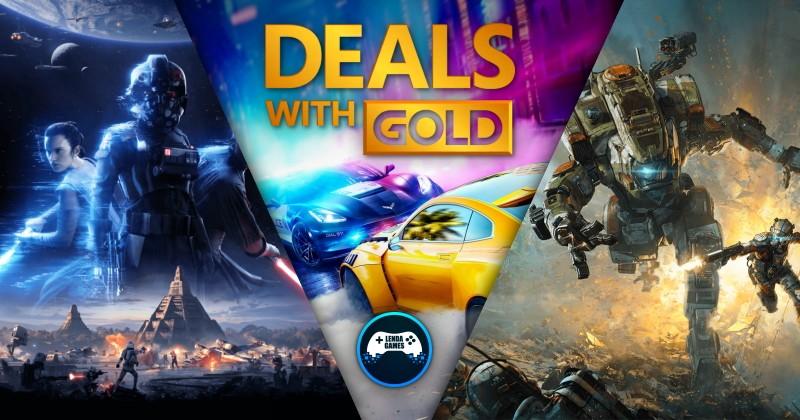 (DwG) Deals with Gold – De 13 até 19 de abril de 2021!