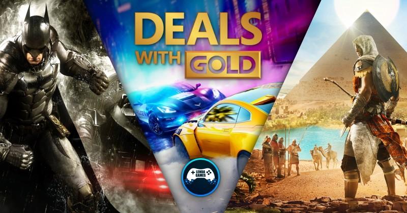 (DwG) Deals with Gold – De 11 até 17 de maio de 2021!