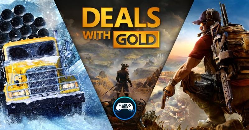 (DwG) Deals with Gold – De 18 até 24 de maio de 2021!