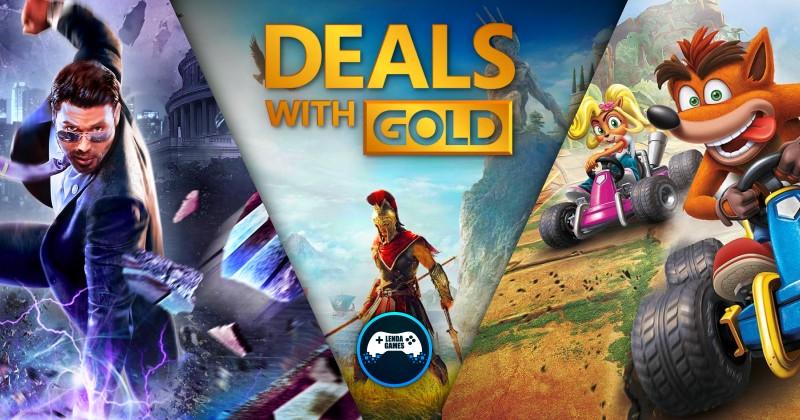 (DwG) Deals with Gold – De 25 até 31 de maio de 2021!