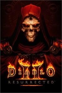 Diablo II: Resurrected - Capa do Jogo