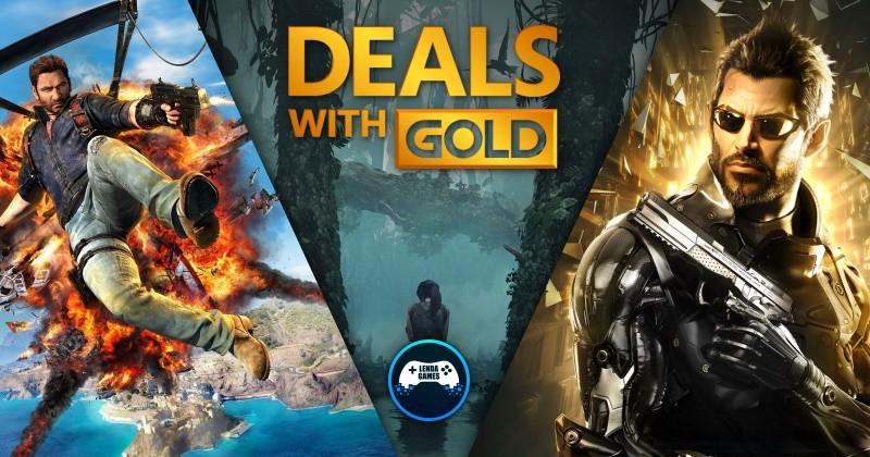 (DwG) Deals with Gold – De 27 de julho até 2 de agosto de 2021!