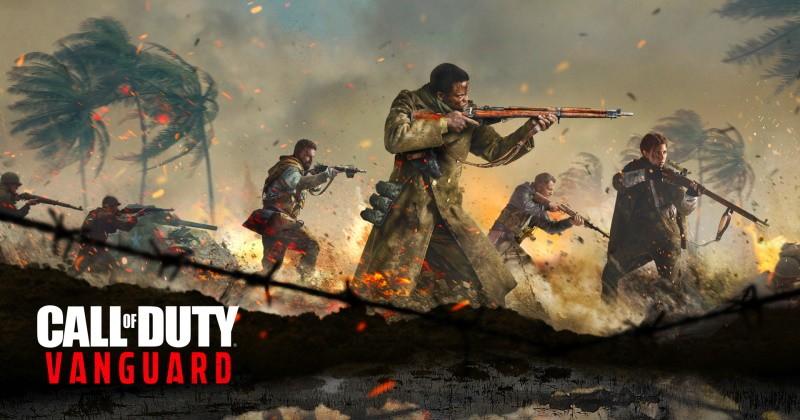Call of Duty Vanguard vaza na internet!