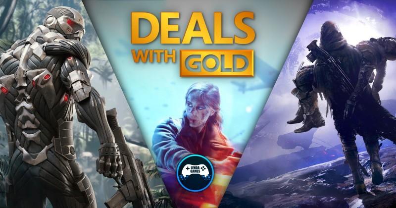 (DwG) Deals with Gold – De 24 até 30 de agosto de 2021!