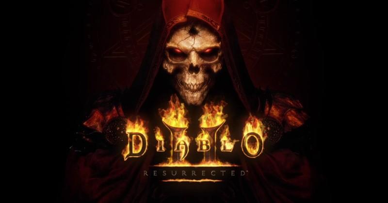 Diablo II: Resurrected já está disponível, veja mais informações!