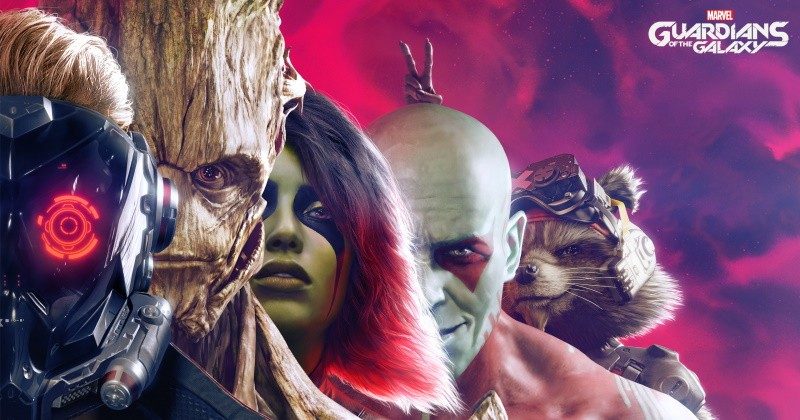 Marvel's Guardians of the Galaxy chegou a fase
