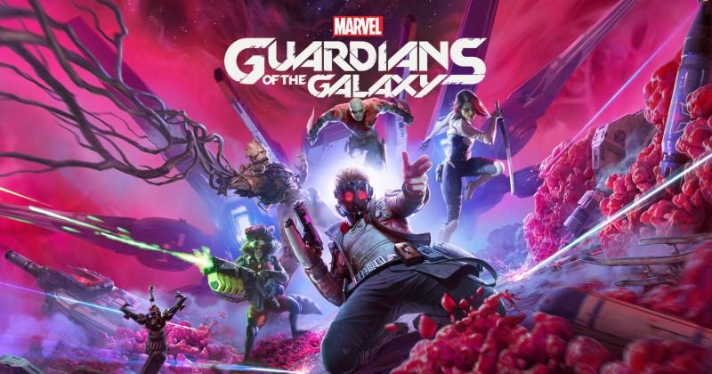 Marvel's Guardians of the Galaxy é revelado pela Square Enix!