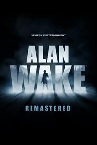 Alan Wake: Remastered - Capa do Jogo