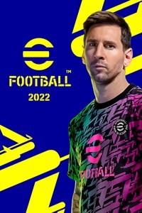 eFootball 2022 - Capa do Jogo