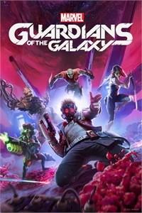 Marvel's Guardians of the Galaxy - Capa do Jogo