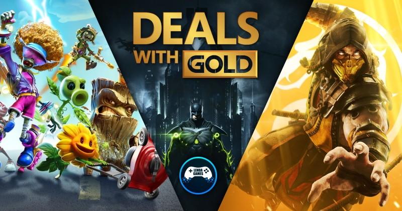 (DwG) Deals with Gold – De 7 até 13 de setembro de 2021!