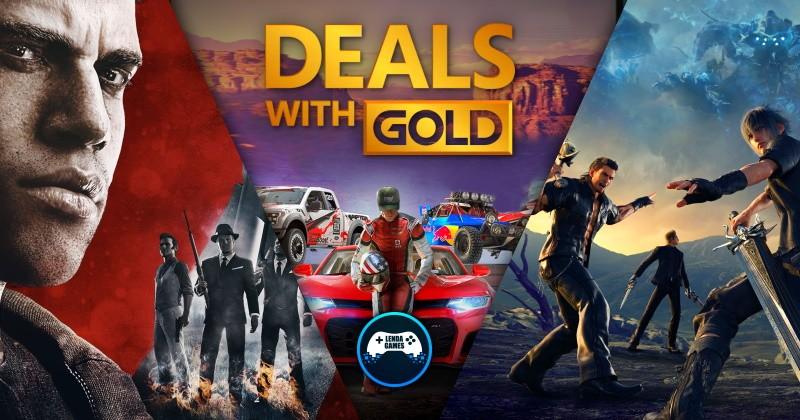 (DwG) Deals with Gold – De 28 de setembro até 4 de outubro de 2021!