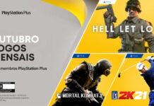 (PS Plus) PlayStation Plus: Jogos grátis em outubro de 2021!